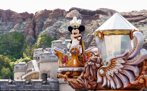 Mickey mouse Japan disney