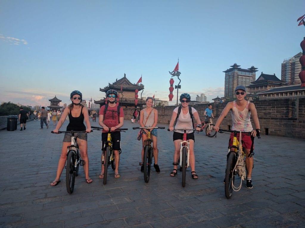 adventure travel china
