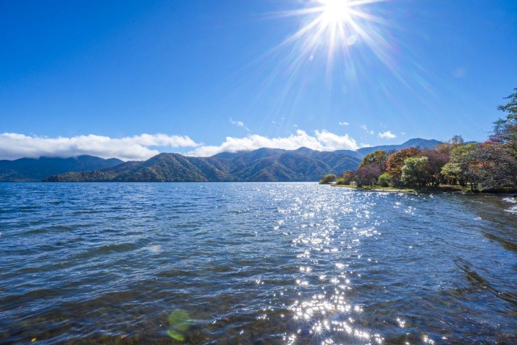 Lake Chuzenji, Nikko, Nikko National Park