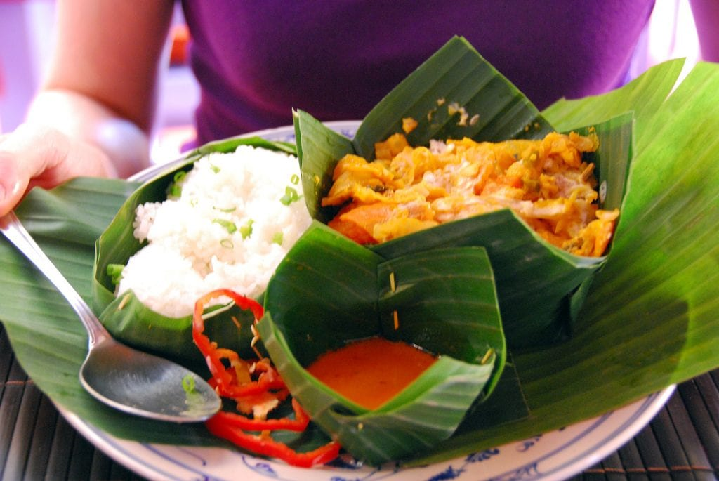cambodia amok, backpacking southeast asia food