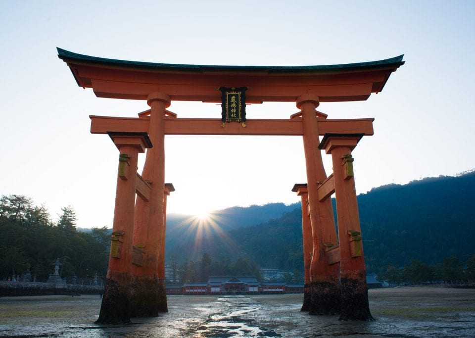 Shinto travel to Japan