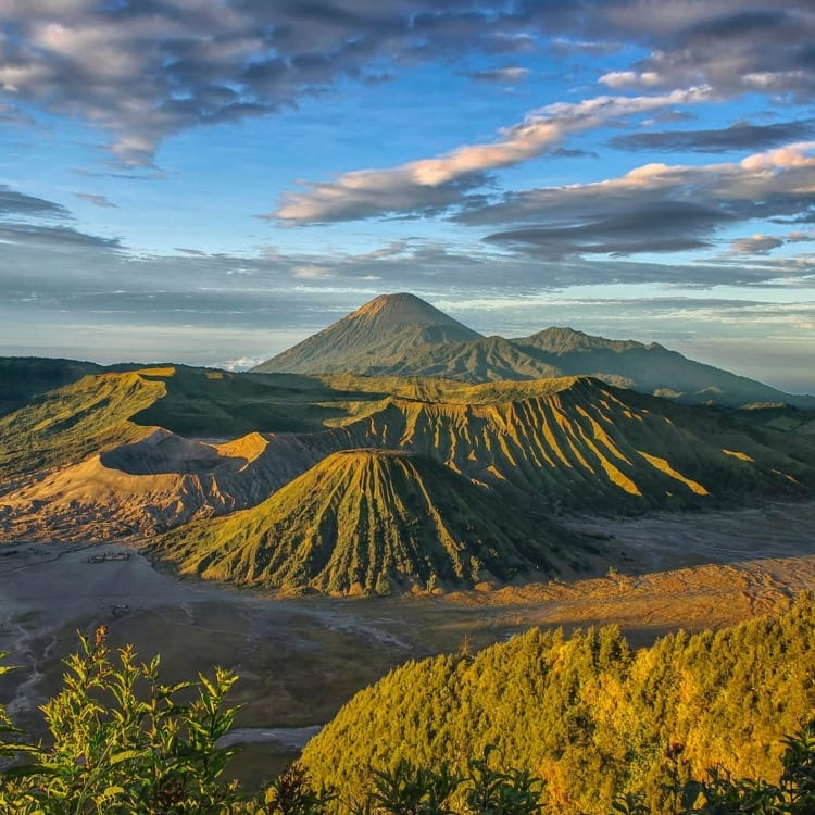 Mount Bromo and Ijen in Java