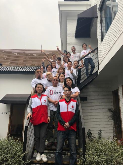 china adventure leader training