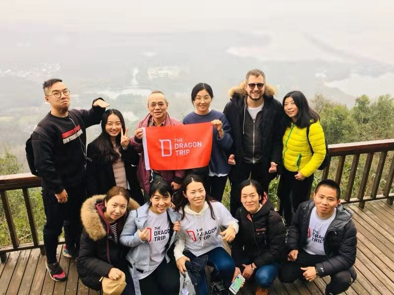 china adventure leader training