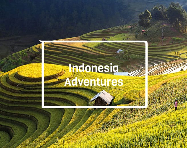 Indonesia Backpacking Tours