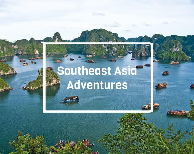 Southeast Asia Backpacking Tours