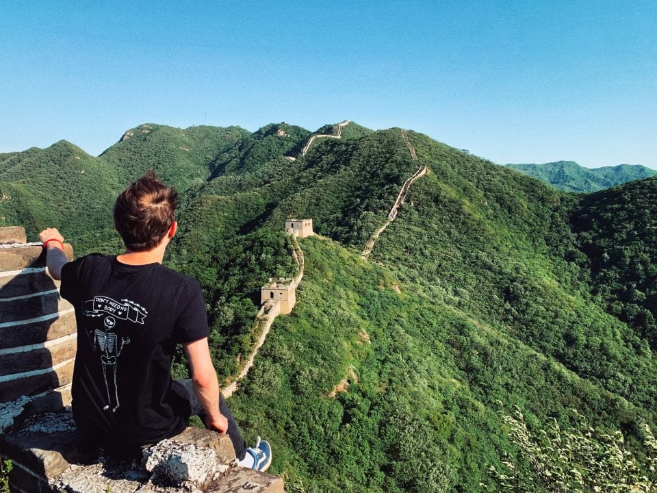 Budget Backpacking Tours in China