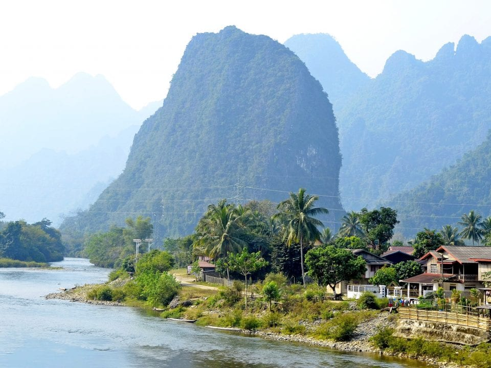 Budget Backpacking Tours in Laos