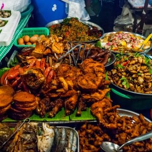 Thailand Laos Tour