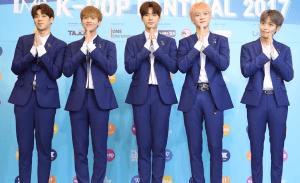 k-pop band