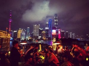 shanghai rooftop bar