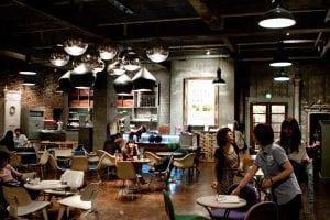 south korea cafe