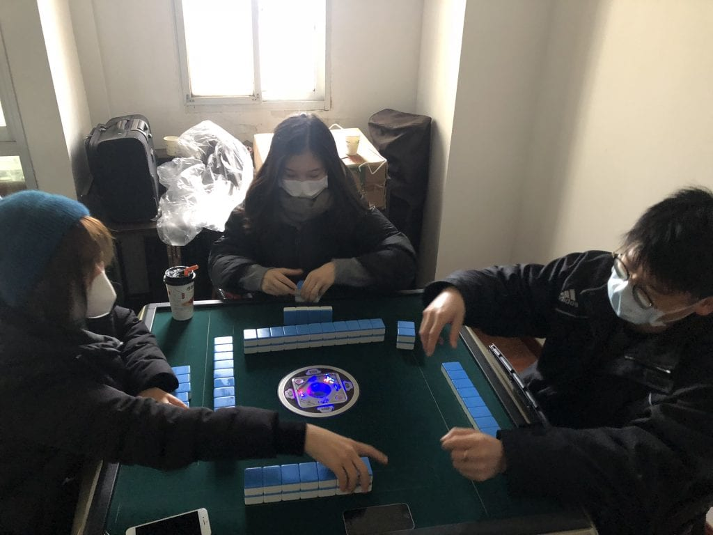 Games being played during Hubei lockdown