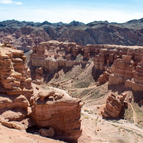 The 'Stans - Canyon