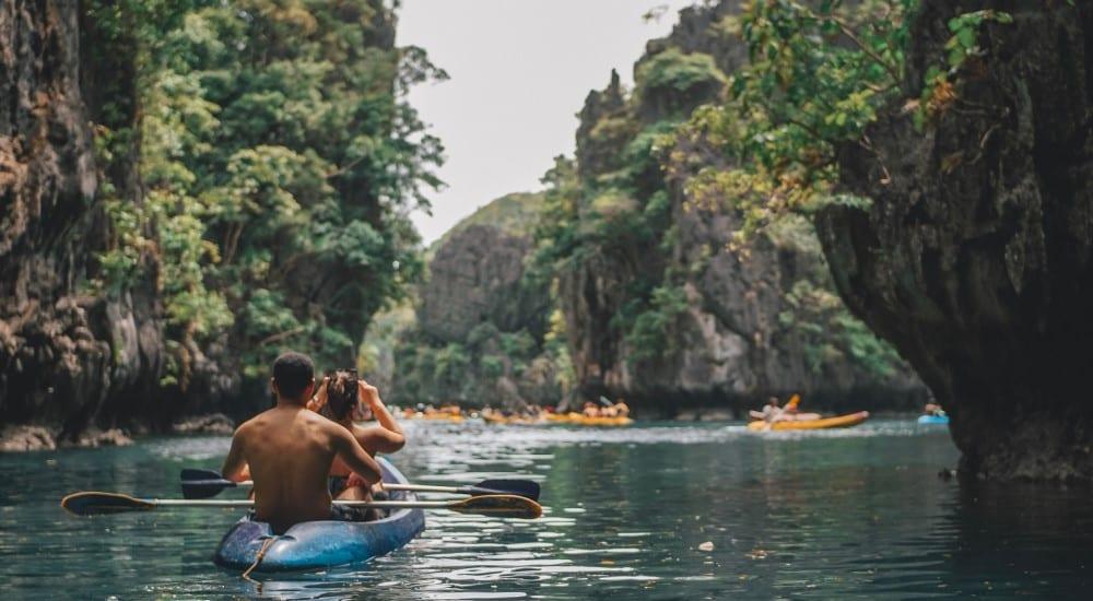 El Nido - Big lagoon 1