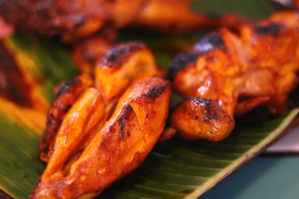 Roasted chicken - Inasal