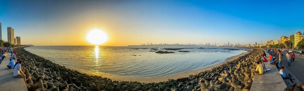 Mumbai bay