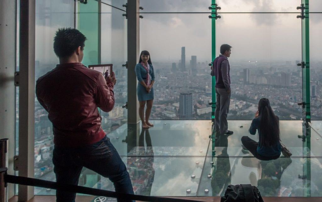 Observation Deck - Hanoi