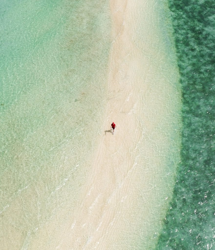 Beach in Philippines