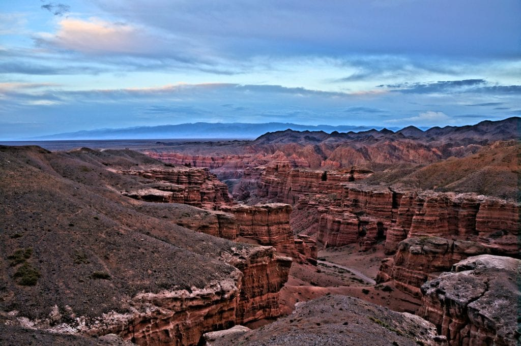 charyn canyon - central asia