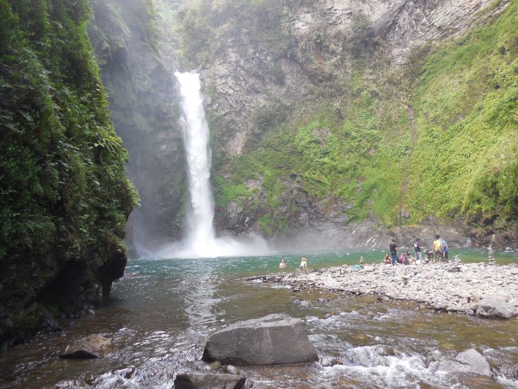 Cascada de Tappiya